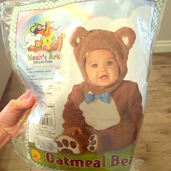 baby bear halloween costume